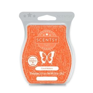 Scentsy Coral Waters